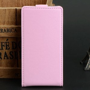 Vintage Luxury Vertical Flip Genuine Leather Case For Nokia Lumia  32271492578-2-Pink