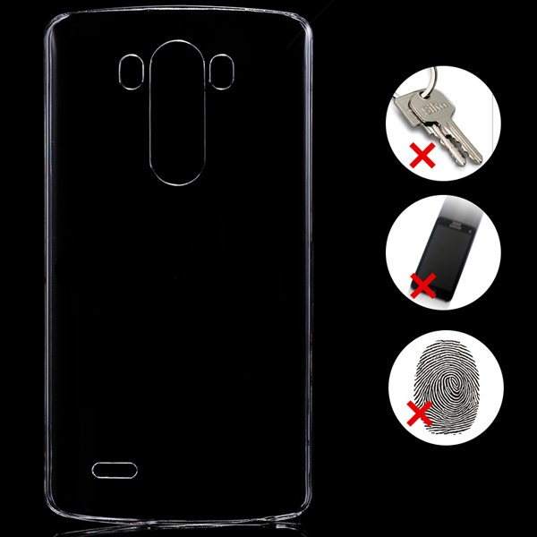 For G3 Case Simple Cute Crystal Clear Case For Lg G3 D855 D850 Har 32286351107-1-Clear