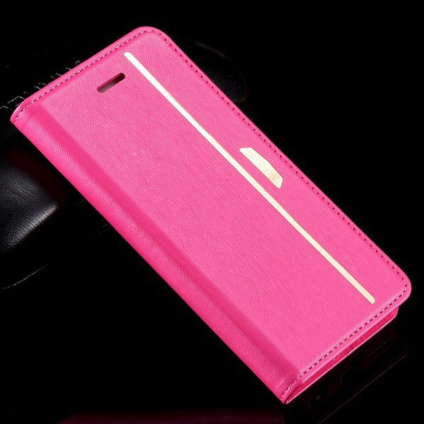 I6 Original Xd Brand Case Luxury Pu Leather Cover For Iphone 6 4.7 32216176806-4-hot pink