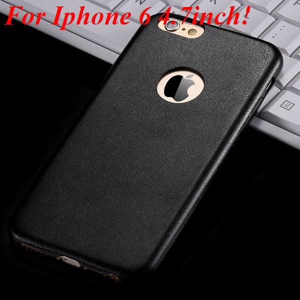 I6 Pu Leather Caseology Original Slim Fit Soft Cover For Iphone 6  32261009919-4-black