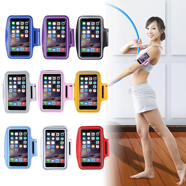 Waterproof Sport Armband Case For Iphone 6 4.7'' Neoprene Outdoor  2046825658-1-