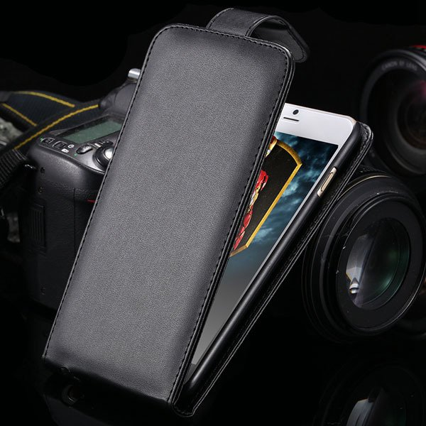 I6 Plus Pu Leather Phone Case Flip Cover For Iphone 6 Plus 5.5Inch 2026321114-1-black