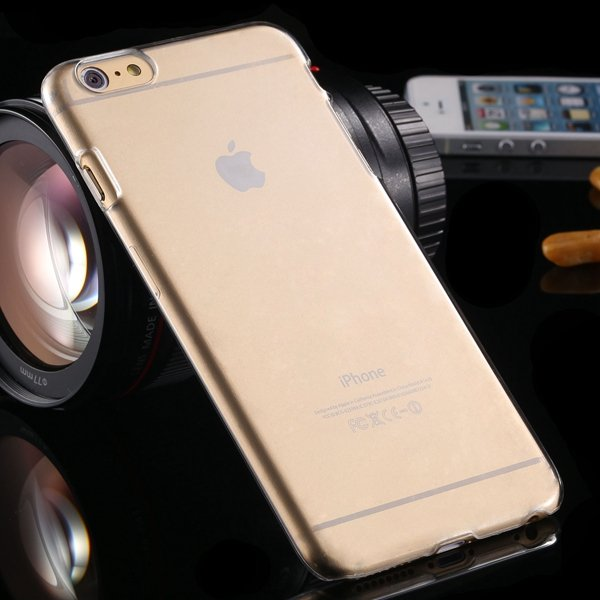 Hard Plastic Clear Case For Iphone 6 Plus 5.5Inch Super Thin Cryst 32221378134-1-clear