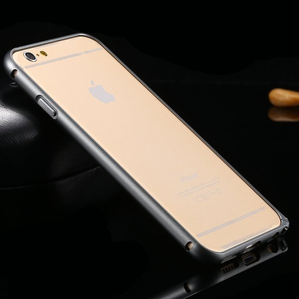 I6 Metal Frame Aluminum Case For Iphone 6 4.7Inch Slim Protective  32213754716-2-navy
