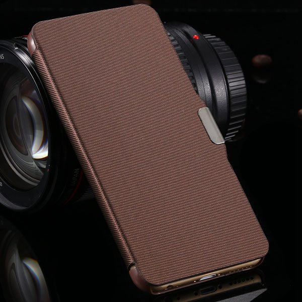 For Iphone 6 Plus Flip Wallet Phone Cover For Iphone 6 Plus 5.5''  2048384459-9-brown