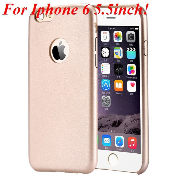 I6 Slim Case Original Ultra Thin Pu Leather Cover For Iphone 6 4.7 32261009616-14-gold for plus