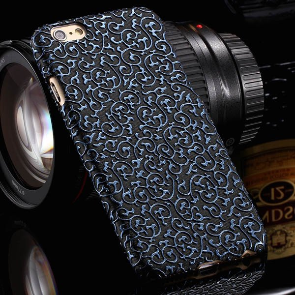Deluxe Royal Palace Back Phone Case For Iphone 6 Plus 5.5Inch Ultr 32243004433-4-blue
