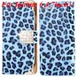 For Iphone 6 Bling Diamond Leather Case Flip Leopard Full Cover Fo 32258215017-3-sky blue for iphone