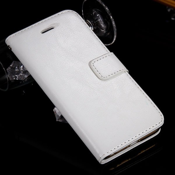 I6 Luxury Pu Leather Case Full Body Protect Cover For Iphone 6 4.7 32282629865-2-white