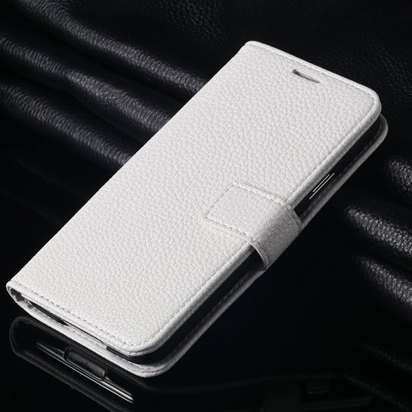 Hot Pu Leather Case For Samsung Galaxy S5 Siv I9600 Flip Cover Lit 1851240878-2-white