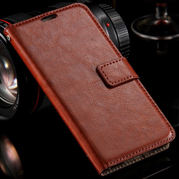For Galaxy A7 Leather Case Full Protect Cover For Samsung Galaxy A 32303228550-4-brown