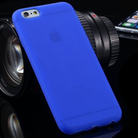 """New Arrival Cute High Quality Silicone Soft Case For Iphone 6 4.7"""""""" 2051298000-7-Blue"""
