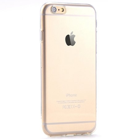 Hot Retro Super Flexible Clear Case For Iphone 6 4.7'' Transparent 32226703317-1-Clear