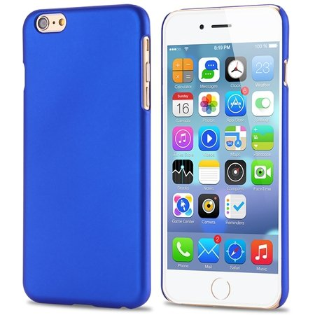 For Iphone 6 5.5 Hard Case Retro Luxury Nail Oil Scrub Case For Ip 32279034982-3-Blue