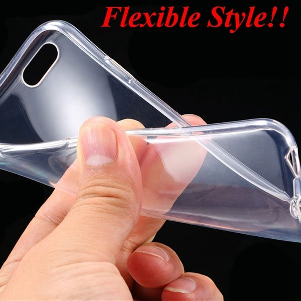 Latest Flexible Soft High Transparent Case For Iphone 6 4.7'' Clea 2042995313-1-Soft clear
