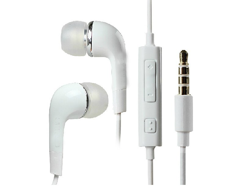 Brand New Headphone Earphone Headset With Volume&Mic For Samsung G 1911970500-1-