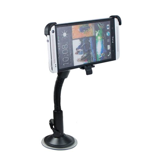 Car Windshield Suction Mount Holder For Htc One M7 1674277817-1- 1674277817-1-