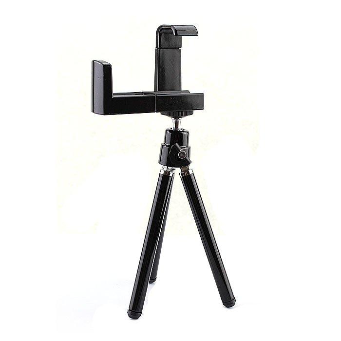 Black Mini 360 Rotatable Stand Tripod For Mobile Phone Camera Ipho 1197967040-1-