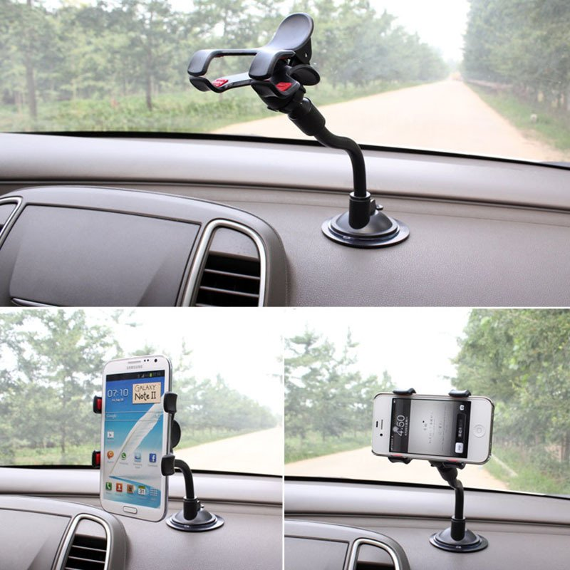 New Universal Car Holder Windshield Mount Bracket For Iphone5 S4 M 1952293859-1-
