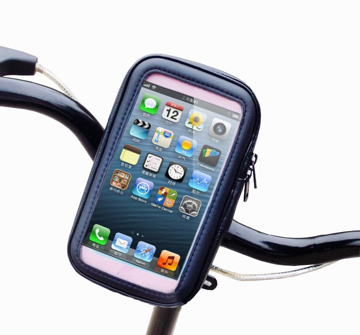 New 2014 Bicycle Motor Bike Handle Bar Holder Waterproof Case Bag  1709210702-1-
