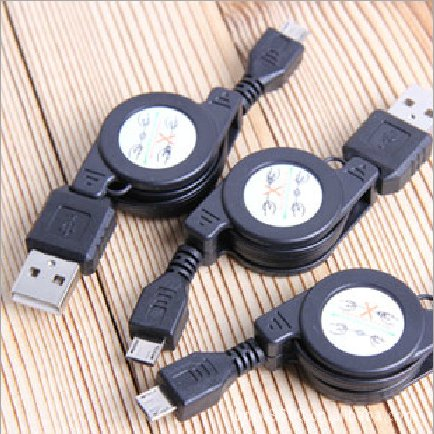 Retractable Micro Usb Cable Charger Cables Data Cabo Kabel For Htc 1778379427-1-