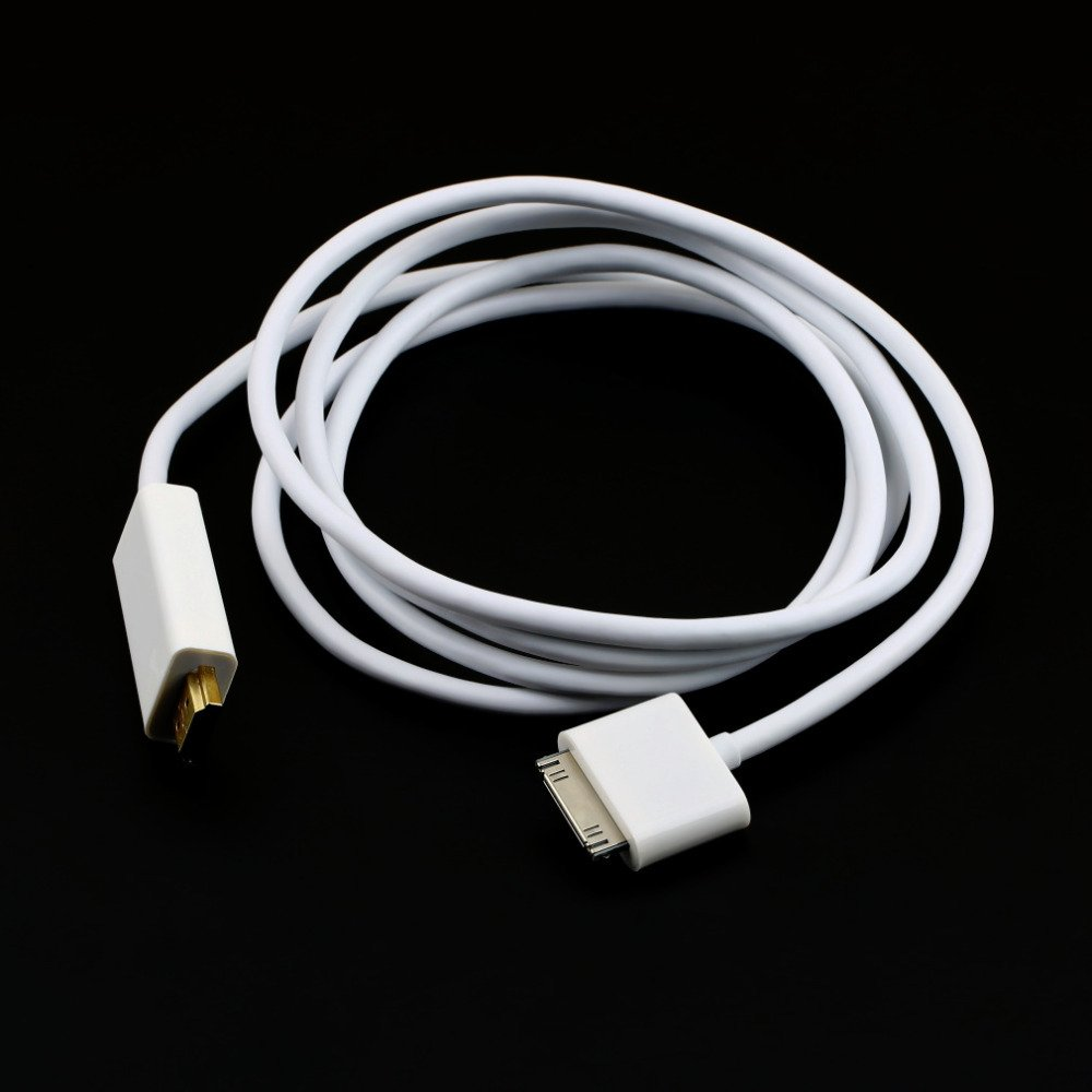 1Pcs 1.8M Meter Dock Connector To Hdmi Cable For Ipad 1 2 3 For Ip 1315817609-1-