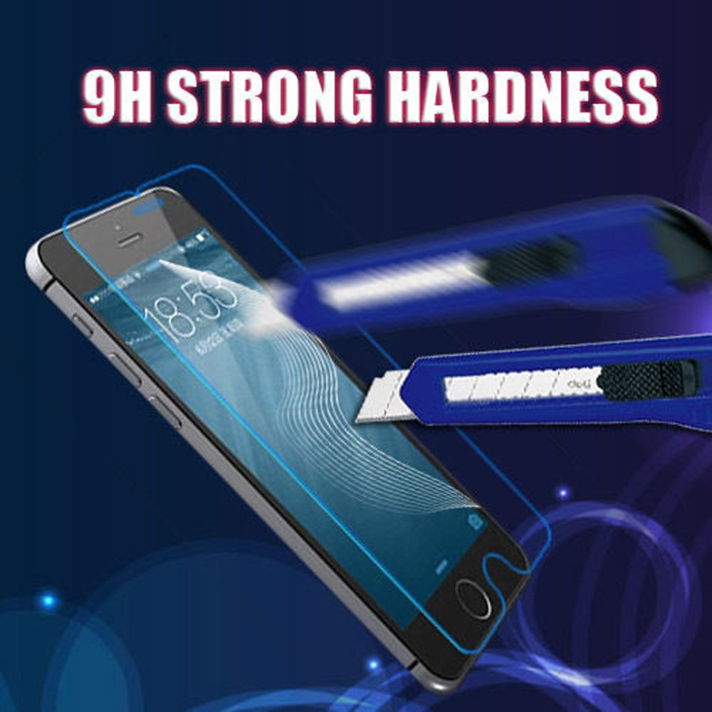 """Hot Tempered Glass Slim Premium Screen Protector For Apple 5.5"""""""" Fo 32251260231-1-"""