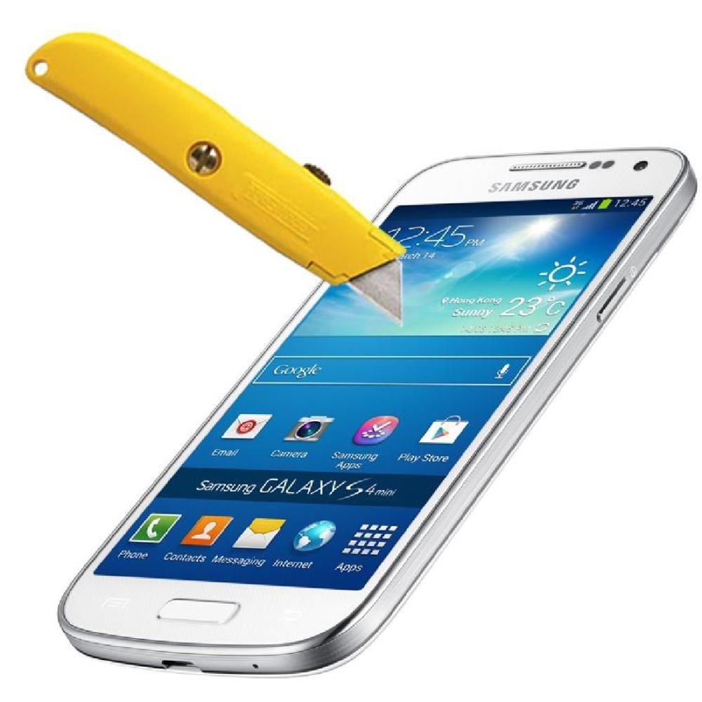 Tempered Glass Film Premium Screen Protector For Samsung Galaxy S4 32221528395-1-