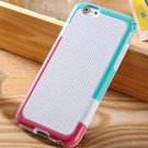 Ultralight Colorful Gel Tpu Silicone Case For Iphone 6 4.7 Inches  2047818183-2-White