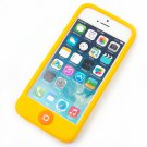 Phone Cases For Iphone 5 5S Case Soft Silicon Cover Mobile Phone B 1972772715-10-Yellow