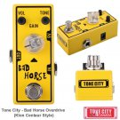 Tone City Bad Horse Overdrive TC-T9 KLON Clone Micro as Mooer Hand Made True Bypass Free Shipping