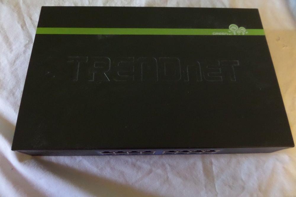 TrendNet TEG-S16Dg 16-Port Gigabit Switch