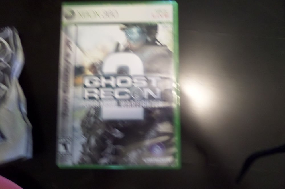 Tom Clancy's Ghost Recon: Advanced Warfighter 2 (Microsoft Xbox 360, 2007)