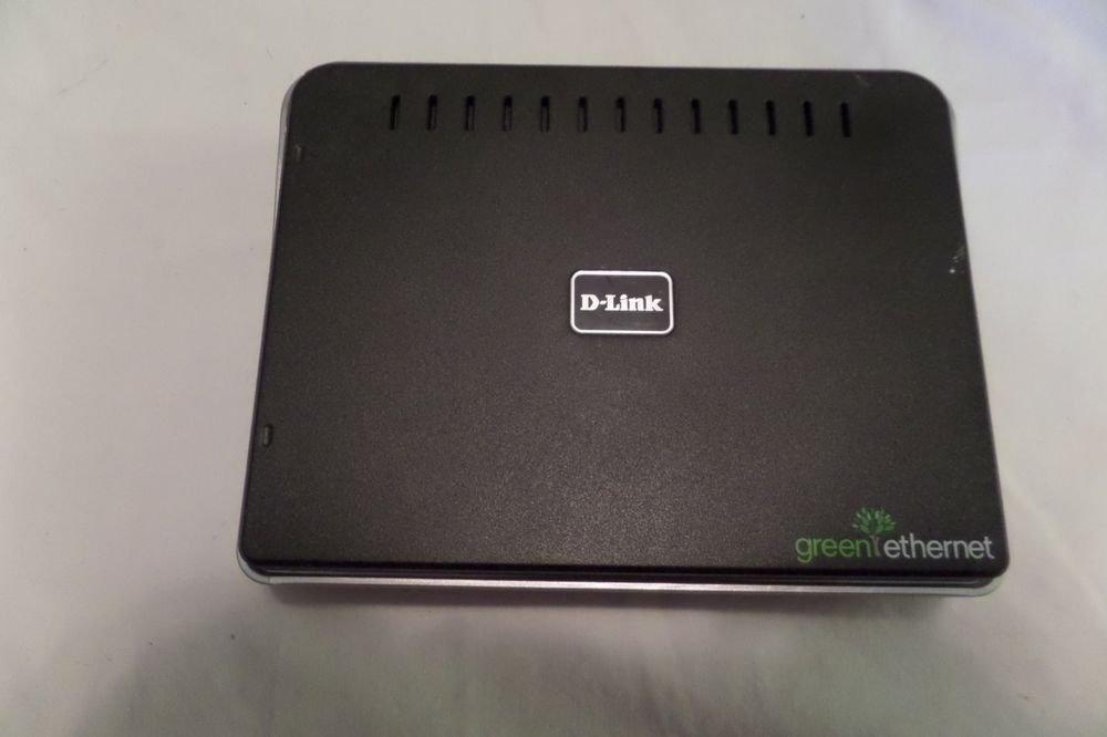 D-Link (DGS-2205) 5-Ports External Switch