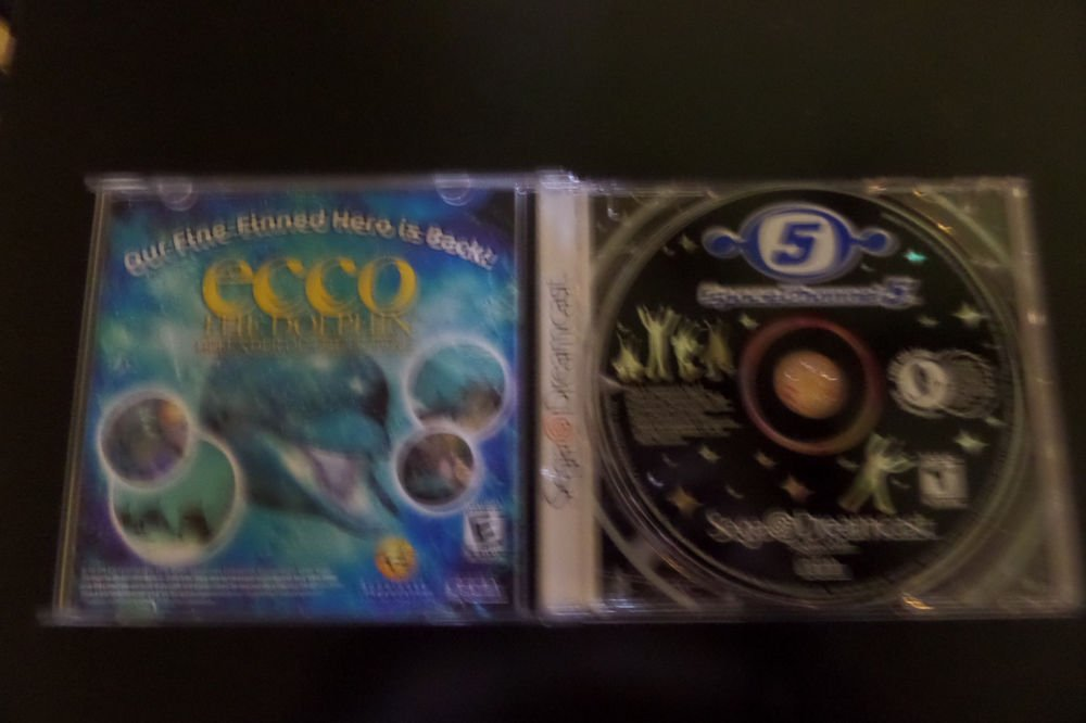 Space Channel 5 *RaRe** (DC) Dreamcast game