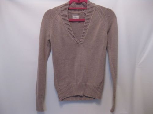 EUC Woman's Tan Old Navy Sweater Size Small