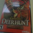 Cabela's Deer Hunt: 2004 Season (Sony PlayStation 2, 2003)