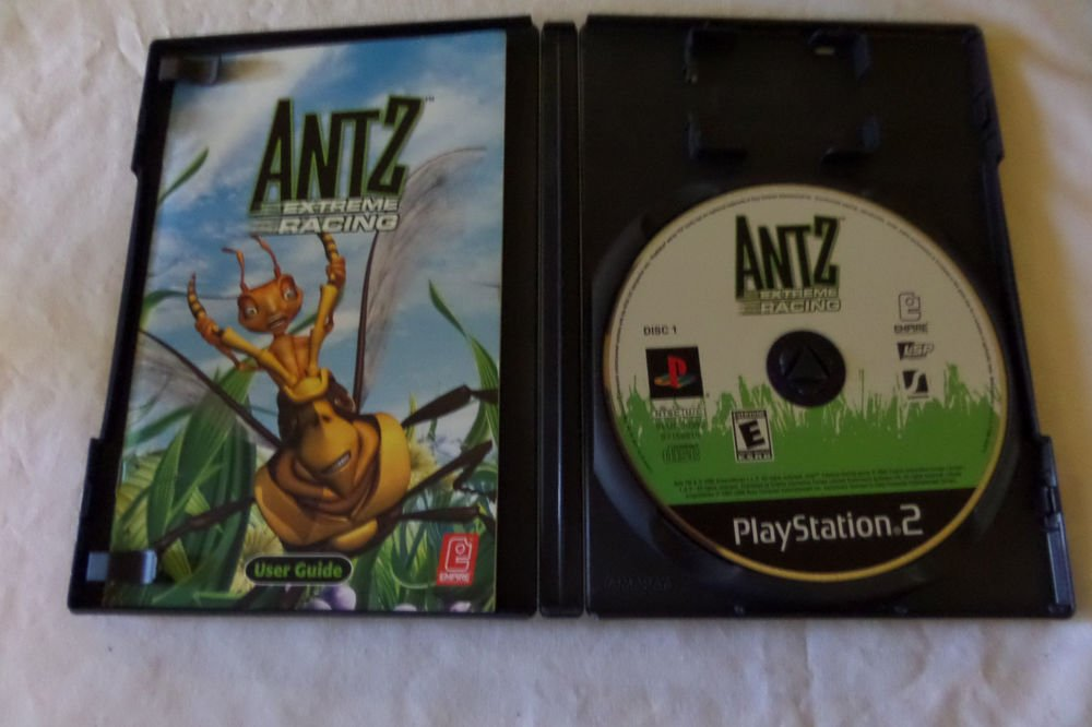 Antz Extreme Racing (Sony PlayStation 2, 2002)