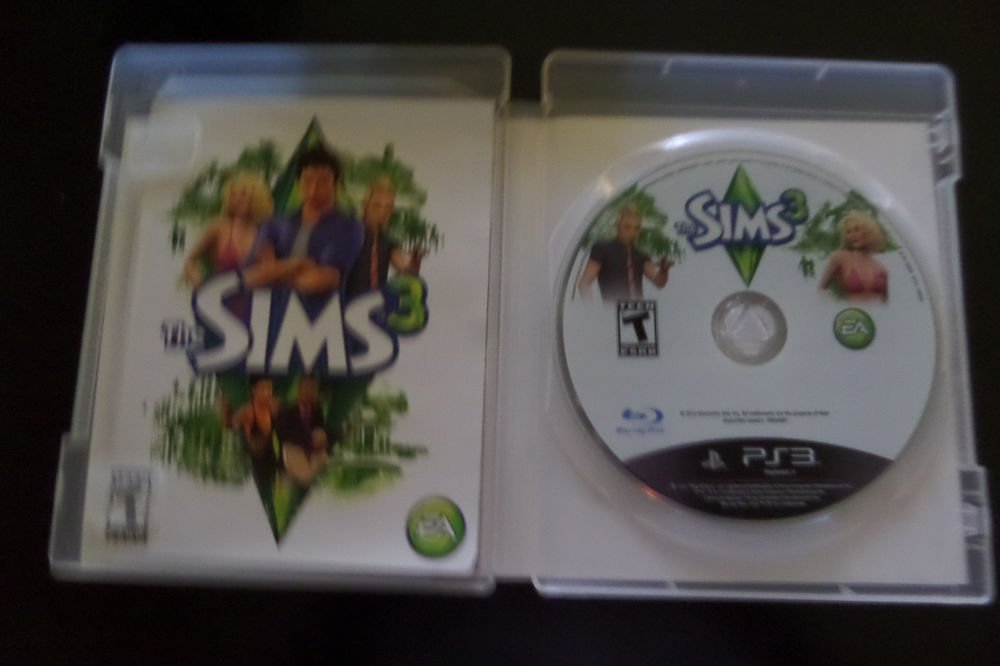 Sims 3 (Sony Playstation 3, 2010)
