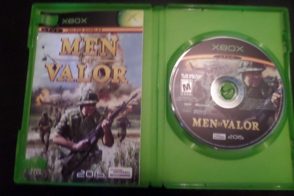 Men of Valor (Microsoft Xbox, 2004