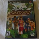 Sims 2: Castaway (Sony PlayStation 2, 2007)