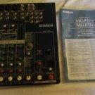 Yamaha MG82CX 8-Input Stereo Mixer