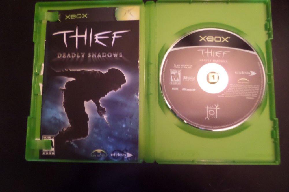 THIEF DEADLY SHADOWS xbox