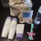 Arbonne ABC Baby Care Gift Set - Body Wash, Diaper Cream, Lotion, Frame, Bottle