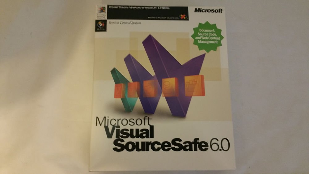 Microsoft Visual Sourcesafe 6.0