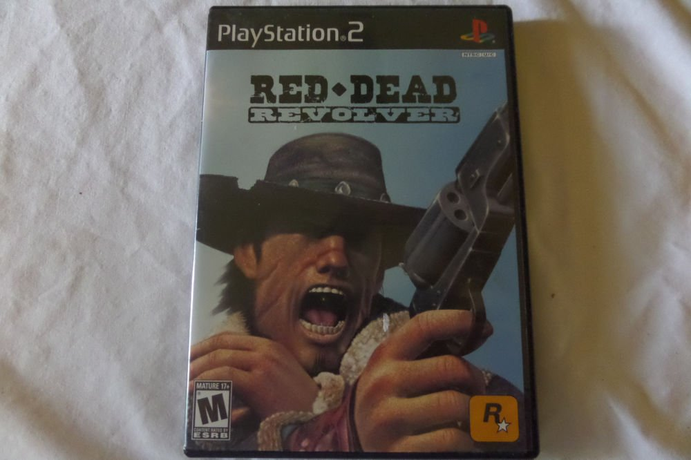 Red Dead Revolver (Sony PlayStation 2, 2004)