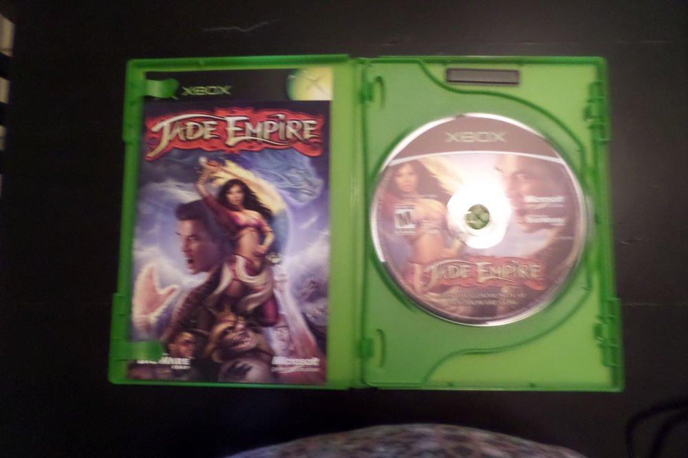 Jade Empire: Limited Edition (Microsoft Xbox, 2005)
