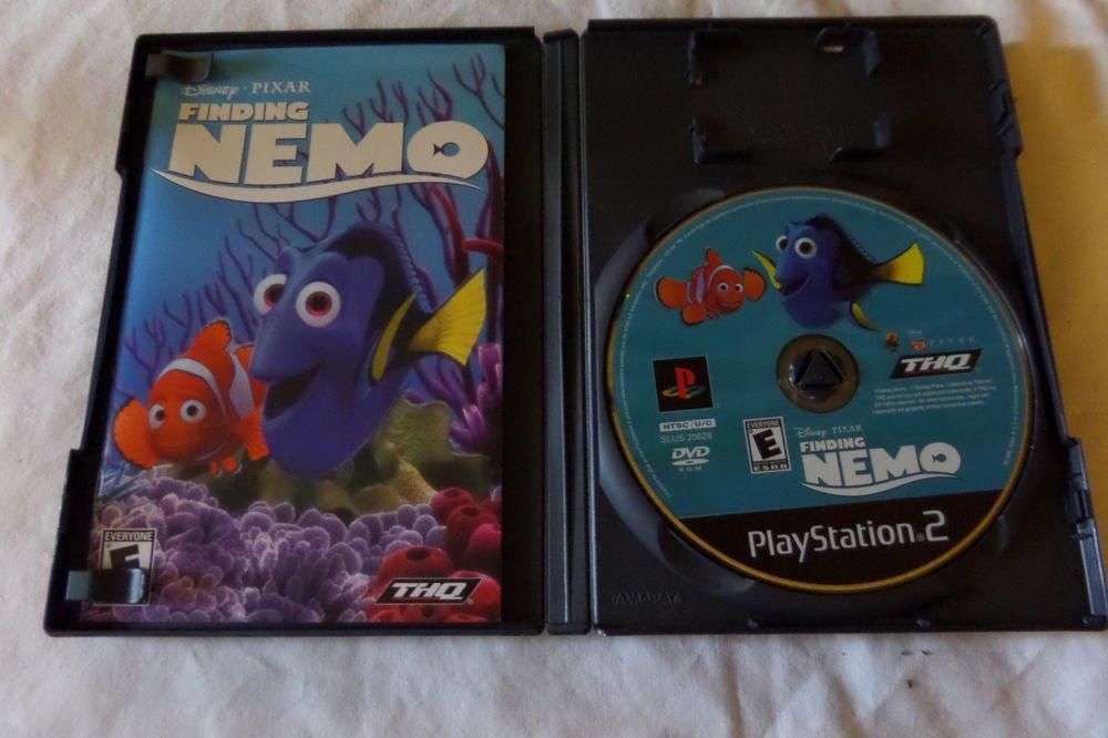Disney Finding Nemo: Playstation 2