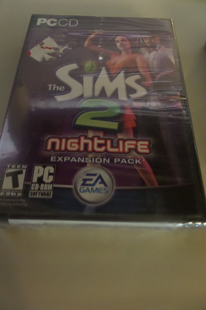 The Sims 2: Nightlife (PC, 2005)