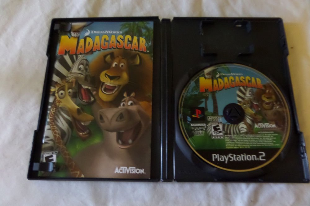 Madagascar (Sony PlayStation 2, 2005)